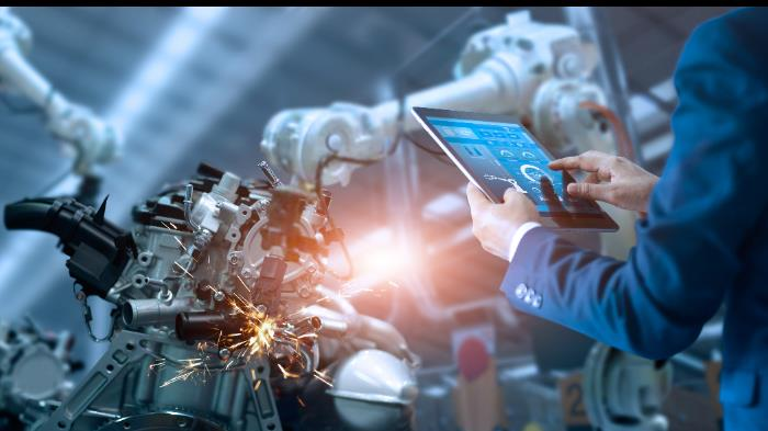 Manufacturer's Industry 4.0 Readiness