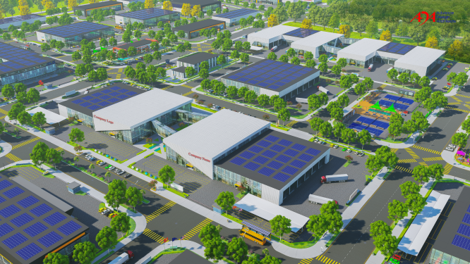 IT Park 's Manufacturing area